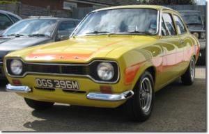 classic car restoration Fleet